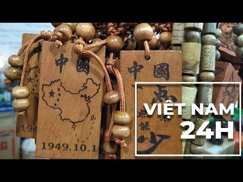 Việt Nam 24 Giờ 29/1/2019: Thu hồi móc khóa có hình lưỡi bò tại hội chợ xuân Phú Quốc