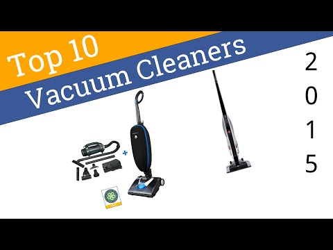 10 Best Vacuum Cleaners 2015 - UCXAHpX2xDhmjqtA-ANgsGmw