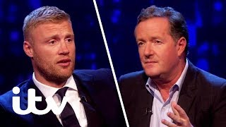 Freddie Flintoff Opens Up About His Battle with Bulimia | Piers Morgan's Life Stories