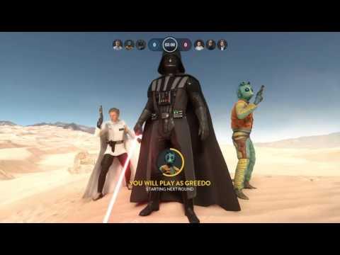Star Wars Battlefront Heroes Vs Villains 507 The Return Of Greedo - UCuQZBr0kolAoCKIah__uJPw