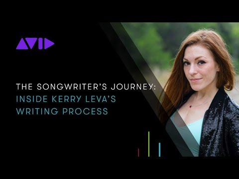 The Songwriter's Journey: Inside KerryLeva's Writing Process