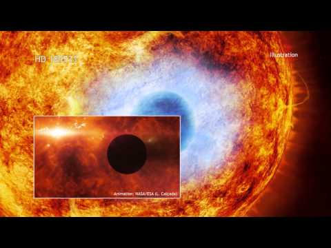 Exoplanet X-Ray Eclipse Seen For The First Time | Video - UCVTomc35agH1SM6kCKzwW_g