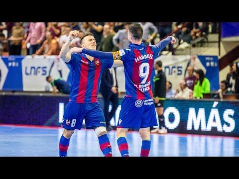 Los Mejores Goles de Levante UD FS la Temporada 2019/20