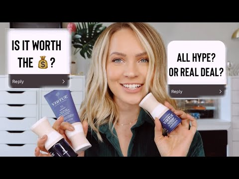 Followers choose my product review – Virtue Labs – Kayley Melissa
