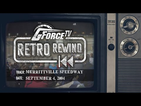 Retro Rewind: Merrittville September 4, 2004 - dirt track racing video image