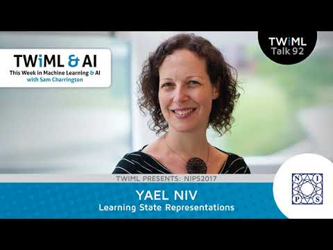 Yael Niv Interview - Learning State Representations