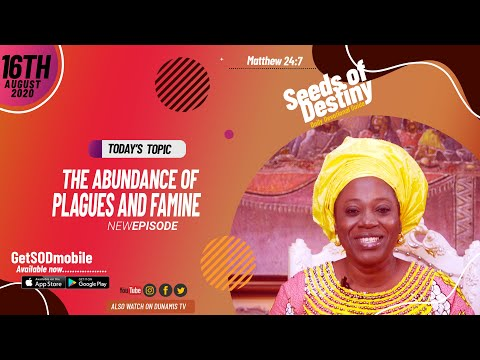 Dr Becky Paul-Enenche - SEEDS OF DESTINY - SUNDAY AUGUST 16, 2020