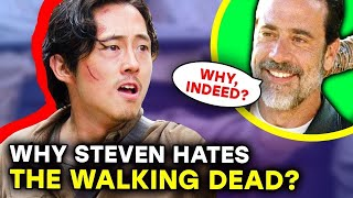 Walking Dead Actors Who Had A Horrible Time Filming The Show |⭐ OSSA Radar