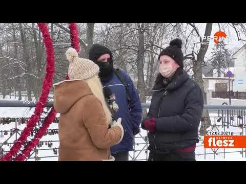 Flesz Gliwice / Jak gliwiczanie spędzą Walentynki?