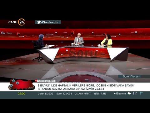 """Belkıs Kılıçkaya ile """"Soru-Yorum"""" / Kıbrıs'ın dünü, bugünü ve yarını – 04 05 2021"""