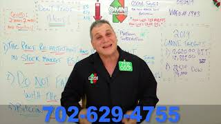 Oscar Carboni & OMNI Say Down Goes #Stock #Market Kiss Downside Only + #Bitcoin 05/29/2019 #1943
