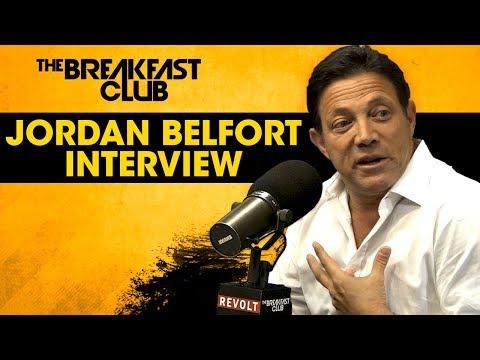 Wolf Of Wall Street Jordan Belfort Talks The Art Of Sales, Quaaludes & More - UChi08h4577eFsNXGd3sxYhw