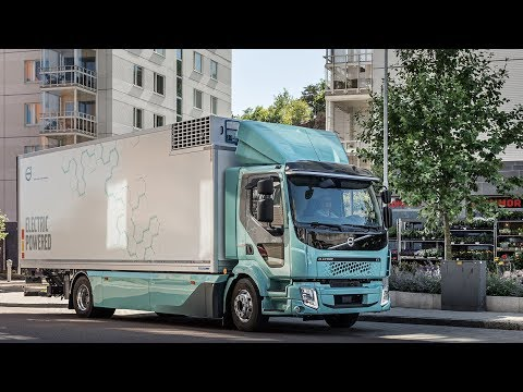 Volvo Trucks - Our new electric trucks ? for a cleaner and quieter urban environment