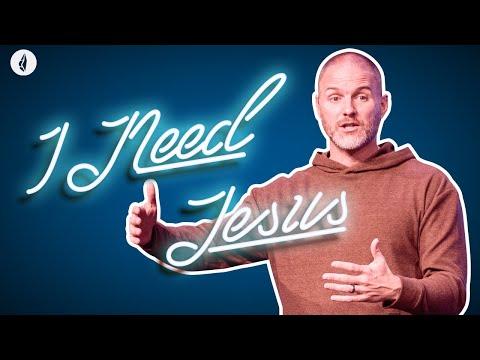 I Need Jesus  Christmas At Mosaic