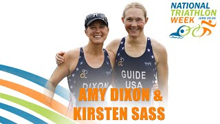 How a last-minute pairing helped Amy Dixon and Kirsten Sass become lifelong friends