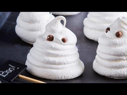 Receta Thermomix ®  - Fantasmas de merengue