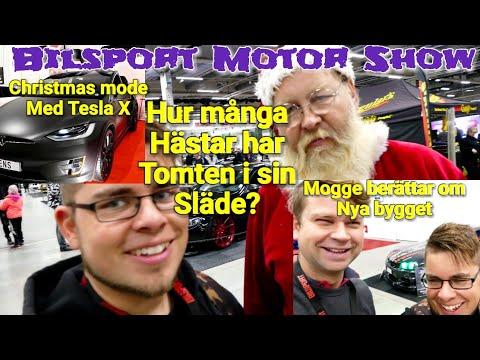 Vlogg - Bilsport Motor Show Dag 1