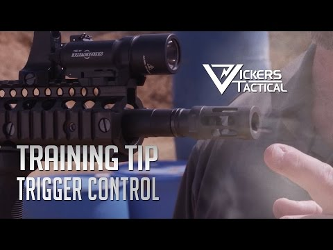 AIMPOINT TRAINING TIP - TRIGGER CONTROL