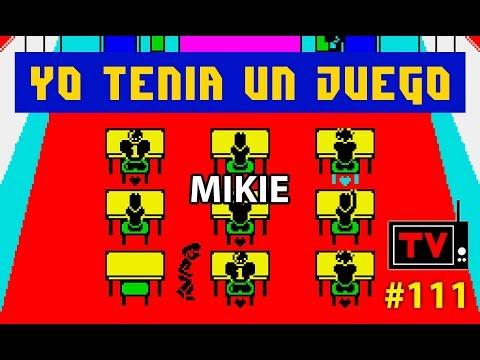 Yo Tenía Un Juego TV #111 - Mikie (ZX Spectrum)
