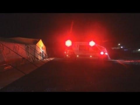 Empieza a operar hospital de campaña en zona azotada por la covid-19 en Panamá