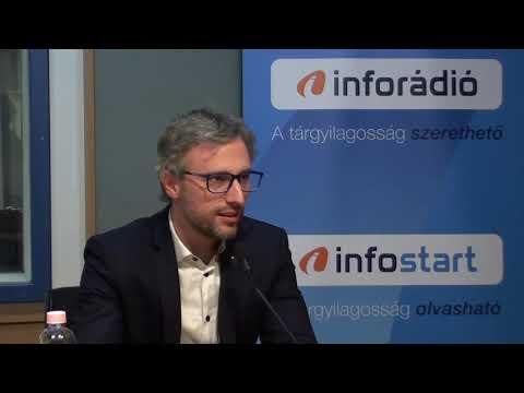 InfoRádió - Aréna - Feledy Botond - 2. rész - 2020.01.17.