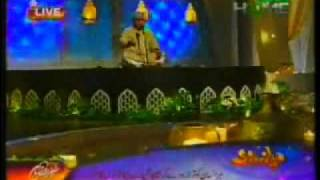 HAZIR HAIN TERE DARBAR MAIN BY RAFIQ ZIA IN PTV HOME AFTAR TIME