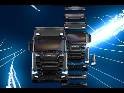 Konfigurieren Sie Ihren Scania – von zu Hause aus!