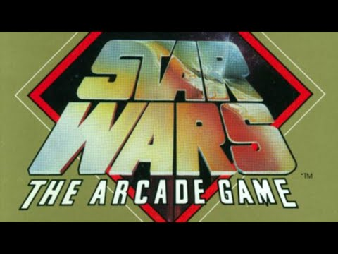 Star Wars: The Arcade Game (1984) - Atari 2600 - 1 Loop