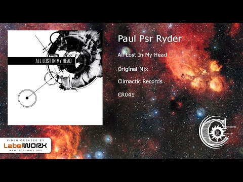 Paul Psr Ryder - All Lost In My Head (Original Mix)
