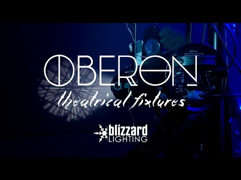 Blizzard Lighting's Oberon™ Theatrical Series