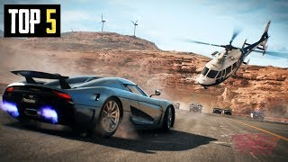 Top 5 Best Racing Games For Android 2019 l High Graphics Racing Games - Tech Gamer