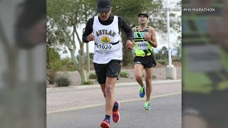 70-year-old disqualified L.A. Marathon runner Frank Meza died by suicide: coroner's office | ABC7
