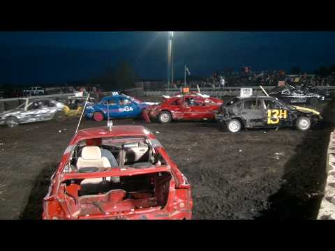 PRO COMPACT DEMOLITION DERBY MAY 2019