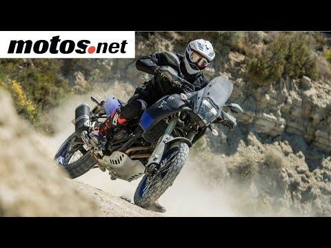 YAMAHA Ténéré 700 2019 | Presentación / Primera prueba / Test / Review en español HD