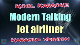 Jet airliner (Karaoke version) VT