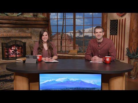Charis Daily Live Bible Study: Daniel Bennett - February 5, 2021