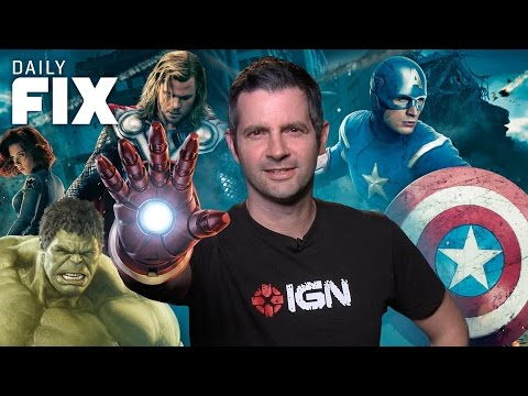 Marvel Studios Hints at Big MCU Changes After Avengers 4 - IGN Daily Fix