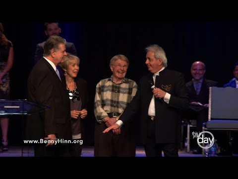 God's Amazing Move In Toronto - A special sermon from Benny Hinn