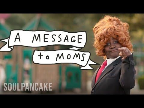 Kid President Needs All Moms To See This! - default