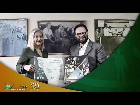 Entrevista com Patrícia Calmon proprietária da Pastelaria Viçosa | Jornalista Paulo Fayad thumbnail