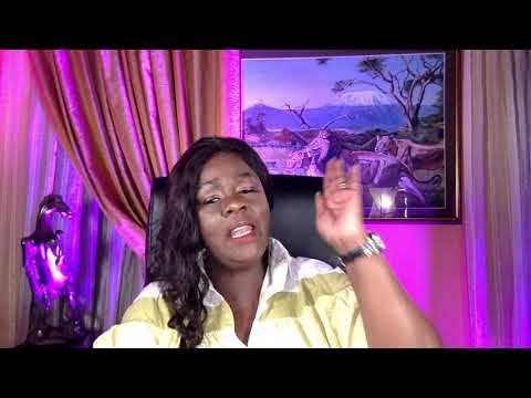 My Peace I Leave With You Part 1  MORNING GLORY WITH REV KATHY KIUNA - 19th April 2020