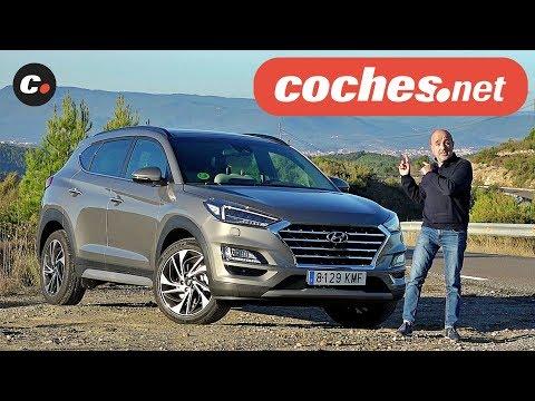 Hyundai Tucson 2019 SUV | Prueba / Test / Review en español | coches.net