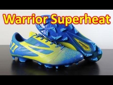Warrior Superheat S-Lite Blue/Yellow - Unboxing + On Feet - UCUU3lMXc6iDrQw4eZen8COQ