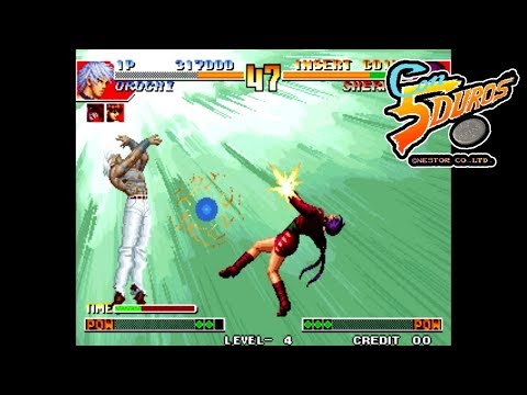 "THE KING OF FIGHTERS '97 PLUS (HACK) - ""CON 5 DUROS"" Episodio 751 (+Mugen SSF2T SNES v1) (1cc) (CTR)"