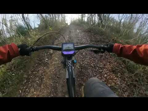 Lmx 64 trail riding noise reduction