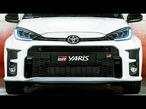"Toyota GR Yaris 2020 ? The Clio RS killer"""