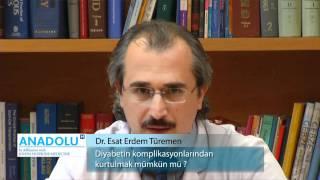 [Video] Diyabet: Diyabetin komplikasyonlarından kurtulmak mümkün mü? - Dr. Erdem Türemen