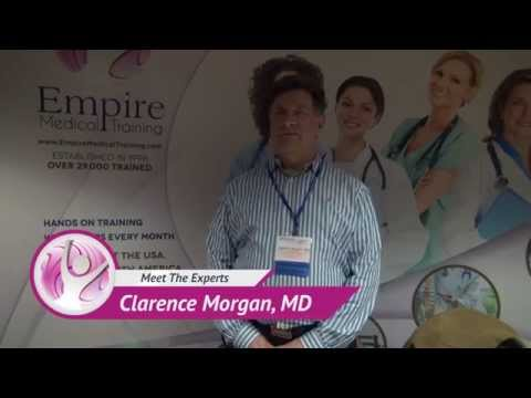 Meet The Experts Testimonial by Clarence Morgan, MD - Empire Medical Training
