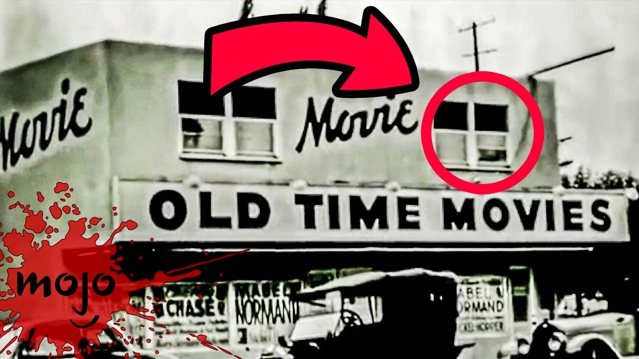 Top 10 Haunted Hollywood Locations
