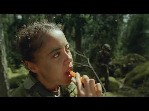 Försvarsmakten reklamfilm: Vad ska du göra, Dani, 35 sek